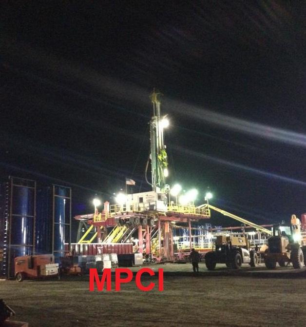 MPCI drilling rig (1)