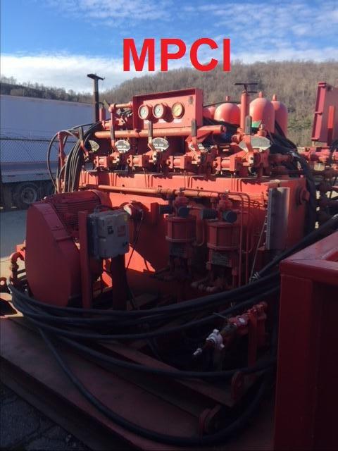 MPCI drilling rig (8)